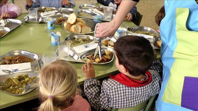 Ciudadanos pregunta por el pago de las becas de comedor en periodo ...